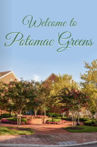 Welcome to Potomac Greens